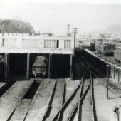 Tredegar Station Engine Sheds