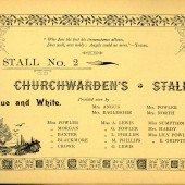 Tredegar Church Bazaar Page