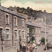 Commercial Road, Llanhilleth