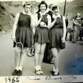 Llanhilleth Carnival 1955