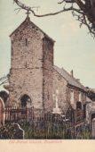 St. Illtyd's Church circa 1906