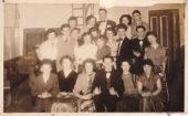Zion Youth Club: Christmas Social 1956