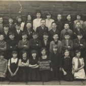 Westside Mixed School, Stds 5 and 6, 1930