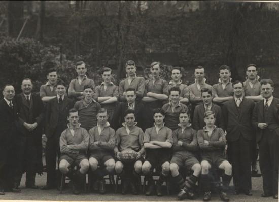 Nantyglo Secondary School Invincibles, 1935 to 1936