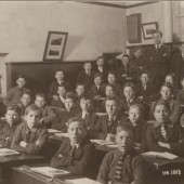 Garnfach Boys' School, Std 6, 1926 to 1927