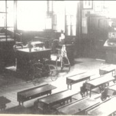 Blaina Central School, 1920s