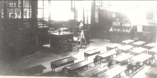 Blaina Central School, 1920s