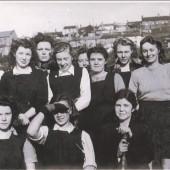 Hafod y Ddol School, White Hose Hockey Team, 1948 to 1949