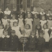 Blaina Central Infants, 1910