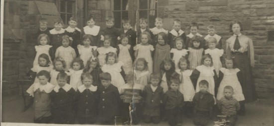 Blaina Central Infants, 1910