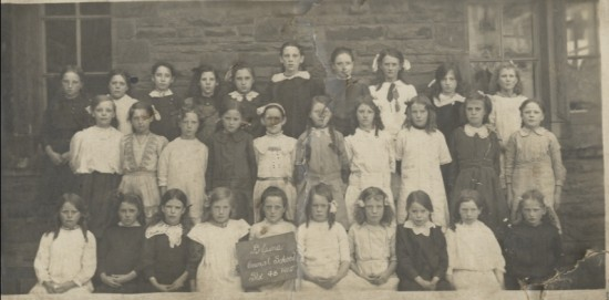 Blaina Council School, St. IVb, 1915
