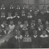 Blaina Central Boys, St. Ib, 1910