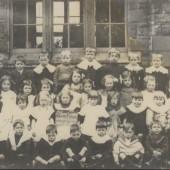 Blaina Central Infants, Class A, 1913