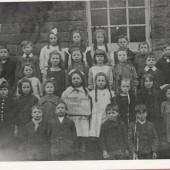 Glanyrafon School, Std 3A, 1920