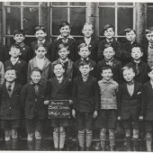 Blaina Boys' School, 1930