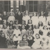 Blaina Central Infants, Class 1, 1913