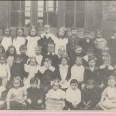 Blaina Central Infants, Class 3, 1913
