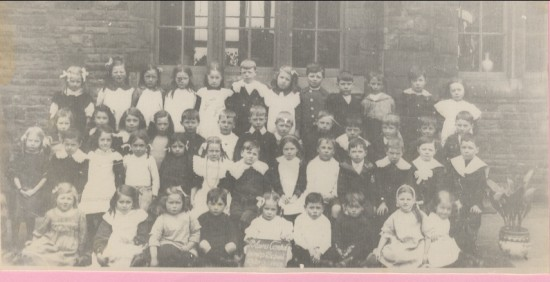 Blaina Central Infants, Class 3, 1913