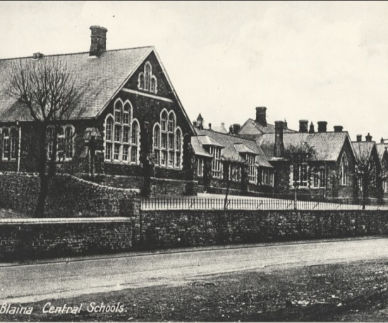 Blaina Central School