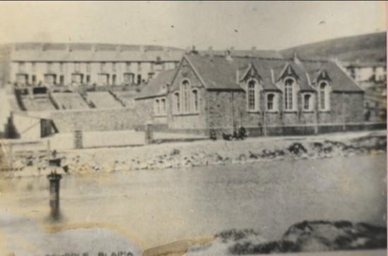 Cwmcelyn School