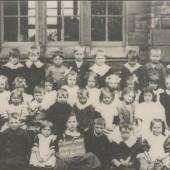 Blaina Central Infants, Class 6, 1913