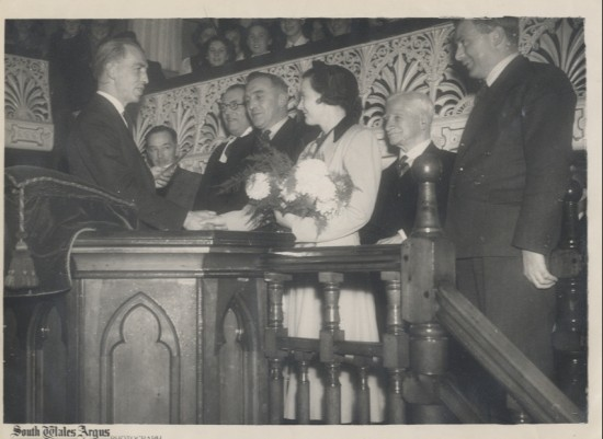 Hafod y Ddol School Prize Distribution, 1949