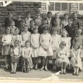 West side School, 1960