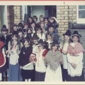 West Side School St David's Day celebration
