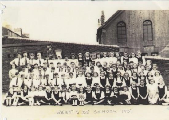 West Side School, 1951
