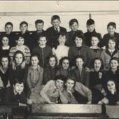 West Side School, 1958