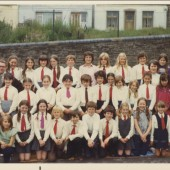 West Side School Choir, 1972