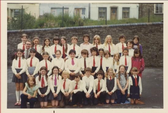 West Side School Choir, 1972