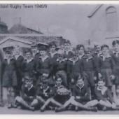 West Side School Rugby Team 1948 9