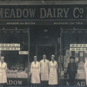 Meadow Dairy Co. in the 1930s