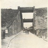 Bridges, Top of High Street Blaina