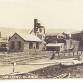 Stones Colliery Blaina