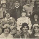 St. Peter's parishioners, c. 1933