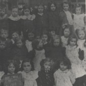 Abercarn Infants, 1910