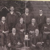 Deacons of Salems Chapel, Blaina