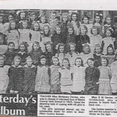 Blaina Central Girls School