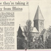 Now they're taking it away from Blaina