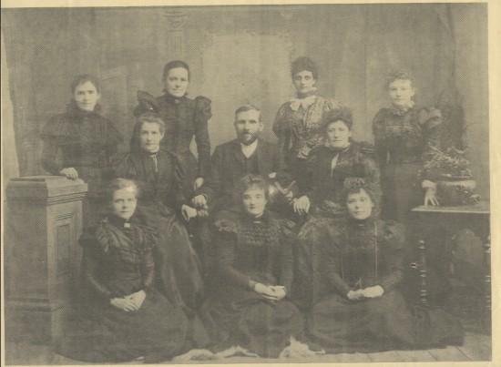 Henry Watkin's Sunday School Class