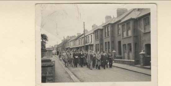 Ebenezer Chapel School Walks, Alexander Street.