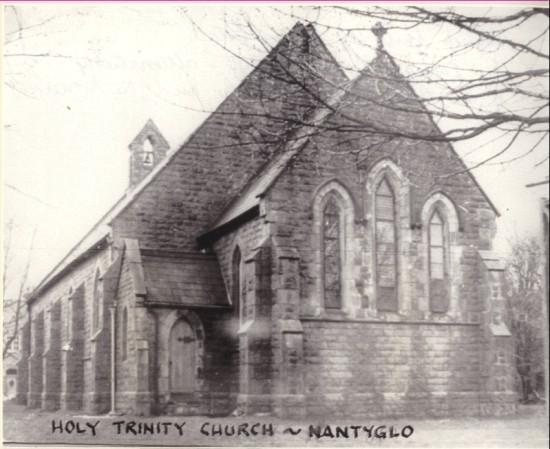 Holy Trinity Church, Nantyglo