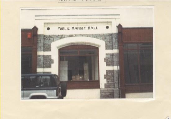 Public Market Hall, Blaina