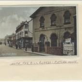 Salem Baptist Chapel, High Street, Blaina