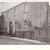 Hermon Welsh Baptist Church, Nantyglo.