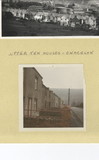 Upper Ten Houses  Cwmcelyn