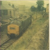 Blaina railway