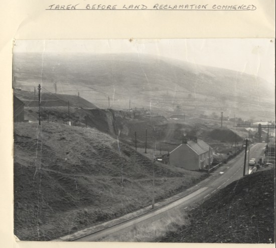Blaina land reclamation